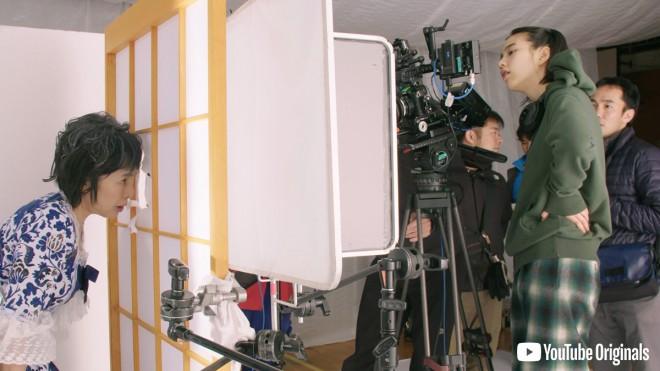 女優・桃井かおりも出演しているのん映画監督デビュー作品『おちをつけなんせ』画像提供:YouTube