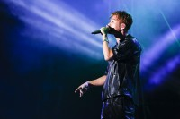『J-WAVE INNOVATION WORLD FESTA 2019 supported by CHINTAI』に出演した、EXILE SHOKICHI