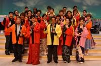 『第19回 虹の架け橋 まごころ募金コンサート〜新しい時代へ! 歌い継ぐ日本の名曲〜』出演者全員