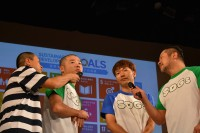 【京都国際映画祭2019】『SDGs-1グランプリ』意気込みを語るアキナ