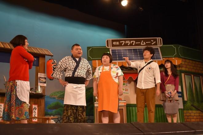 【京都国際映画祭2019】二部の『SDGs吉本新喜劇』