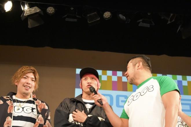 【京都国際映画祭2019】『SDGs-1グランプリ』意気込みを語るEXIT