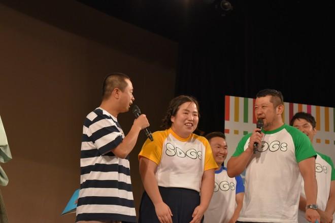 【京都国際映画祭2019】『SDGs-1グランプリ』意気込みを語るゆりやんレトリィバァ