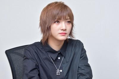 広能昌三役で出演する岡田奈々(AKB48、STU48)(C)oricon ME inc.