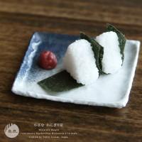 【ミニチュア】おにぎり屋 制作&写真/田波亨(Petit Palm)
