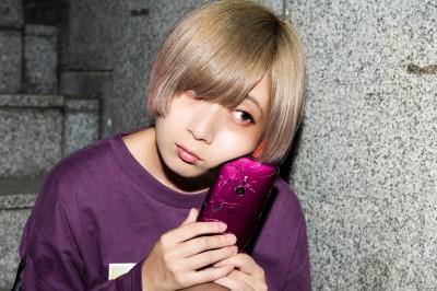 メンヘラテクノロジー代表の高桑蘭佳さん 撮影:nanami nijou