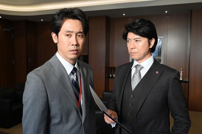 『ノーサイド・ゲーム』(C)TBS