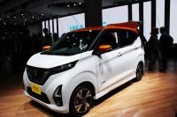 「第46回東京モーターショー2019」で展示された日産の新型DAYZ