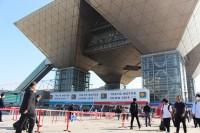 「第46回東京モーターショー2019」が行われた東京ビッグサイト