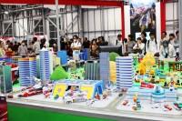 「第46回東京モーターショー2019」のトミカブース