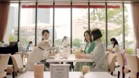 ソフトバンクの「白戸家」テレビCMシリーズ 白戸家「お父さんスマホデビューする」篇に出演した松本まりか