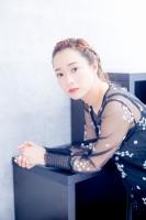 1st EP『アキノサクラ EP』(19年11月20日発売)を発売するWakana (撮影/厚地健太郎)