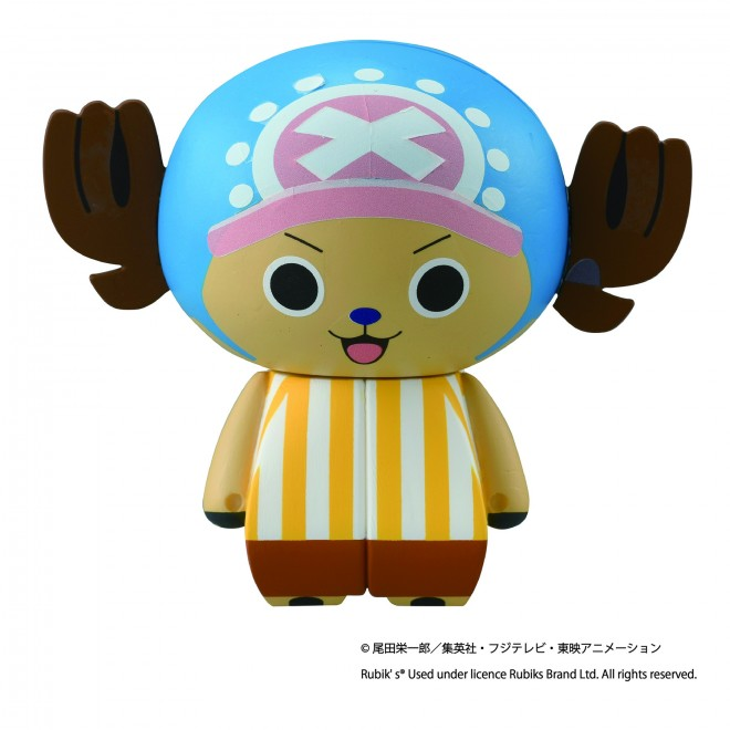 『ONE PIECE』トニートニー・チョッパーの「Charaction CUBE」