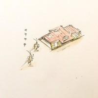 Gのミス3/『ゆるふわ昆虫図鑑』(作者:じゅえき太郎)より