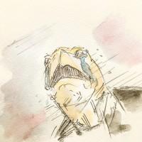 マリオの衝撃4/『ゆるふわ昆虫図鑑』(作者:じゅえき太郎)より