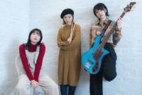 ザ・コインロッカーズの(左から)船井美玖、松本璃奈、早坂つむぎ