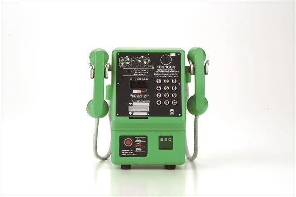 2つの受話器で3人で通話できるデュエットホン(平成8年)