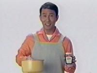 2004年放送『プルーンクッキング』篇。