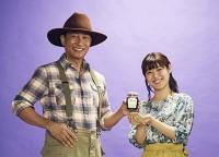 2018年放送『ミキプルーン ボトルの中へ』篇。瀧本美織登場。まるで中井がミキプルーンの精のよう…。
