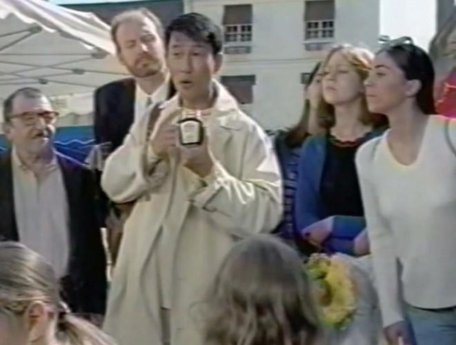 1997年放送『市場』篇。