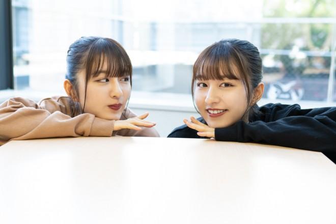 美少女ツインズ「りかりこ」 撮影/鈴木ゴータ (C)oricon ME inc.