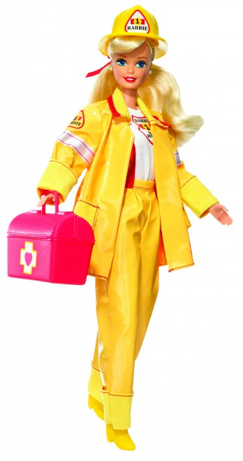 1995年発売「Firefighter (1995)」(日本発売不明)