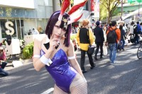 『ホココス 〜南大津通歩行者天国COSPLAY〜』コスプレイヤー・くろまさん