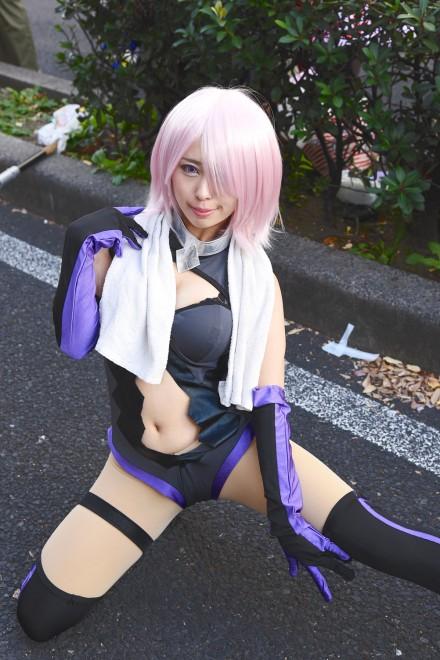 『ホココス 〜南大津通歩行者天国COSPLAY〜』コスプレイヤー・南ちょこさん
