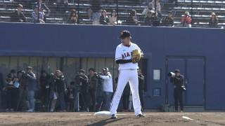 今年の『プロ野球戦力外通告 クビを宣告された男たち』より (C)TBS