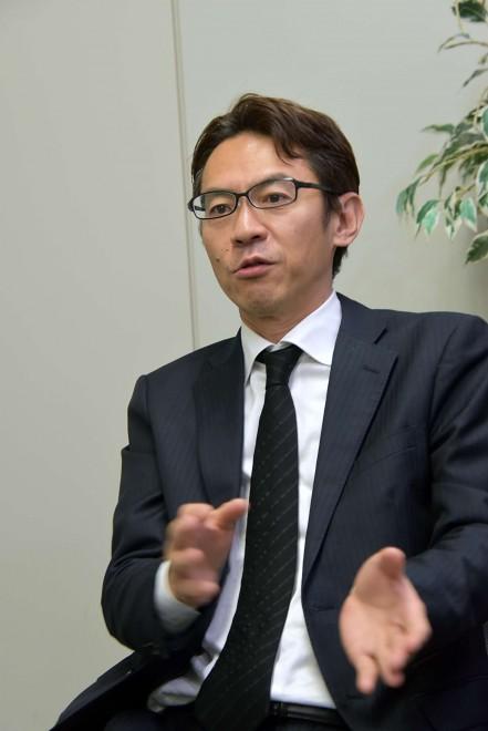 菊野浩樹氏
