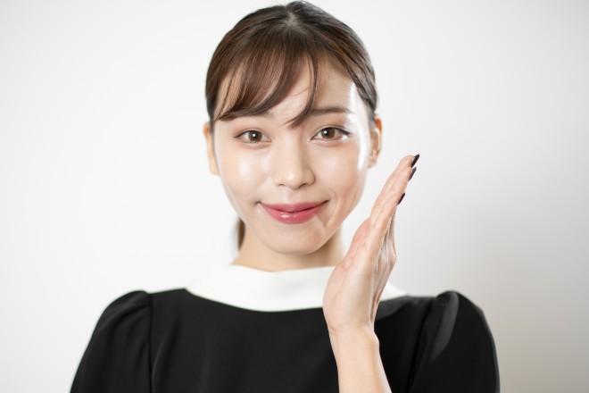 元美容部員の和田さん。
