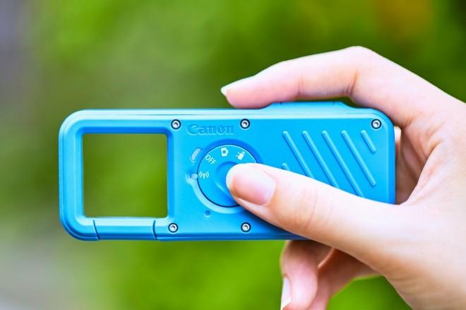 新しい撮影スタイルを提案するキヤノンのコンセプトカメラ「iNSPiC REC(インスピック レック)」