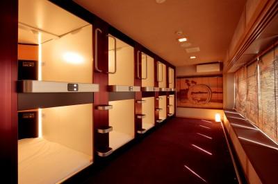 NADESHIKO HOTEL SHIBUYA 写真提供/USEN