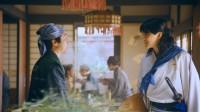 吉沢亮と稲垣啓太吉選手出演の『マイナビバイト』新CM「バイト探しサムライ お先篇」CM映像より