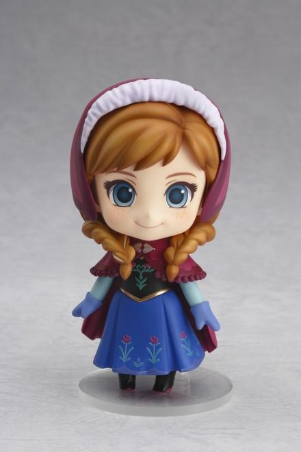 ねんどろいど『アナと雪の女王』のアナ(C)Disney