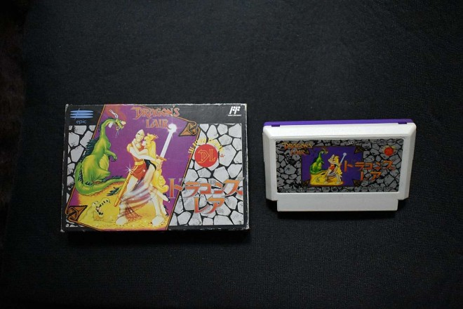 『ドラゴンズレア』 中古価格/【当時】1000円→【現在】2万円  (C)oricon ME inc.