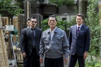 元三上組組長の三上(古井榮一)も登場 『日本統一37』より