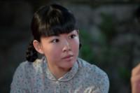 連続テレビ小説『スカーレット』第8週・第45回より。川原百合子(福田麻由子)(C)NHK