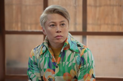 西川貴教(C)NHK