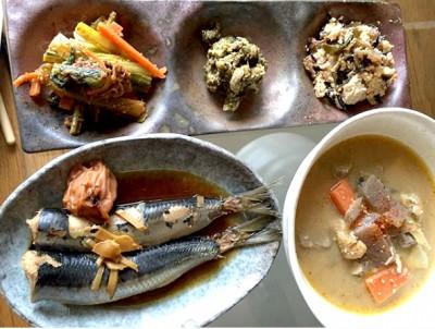 手作りの自然食に拘るSATOMARIさん @satomari38より
