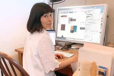 パッケージデザイナーとして活躍するChiyoさん