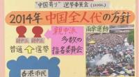 """『サンデーモーニング』(TBS系)「香港で""""100万人デモ""""」(2019年6月16日)より"""