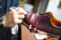 靴の修理までして返却してもらえるオプションサービスも