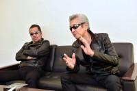 横浜銀蝿・翔(左)、Johnny(右)
