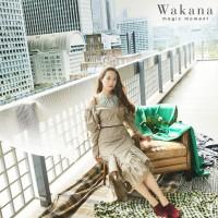 Wakana 2ndアルバム『magic moment』(初回限定盤B)