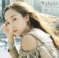 Wakana 2ndアルバム『magic moment』(通常盤)