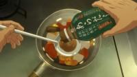 味噌汁に使うのは、手軽な『液みそ あらだし』