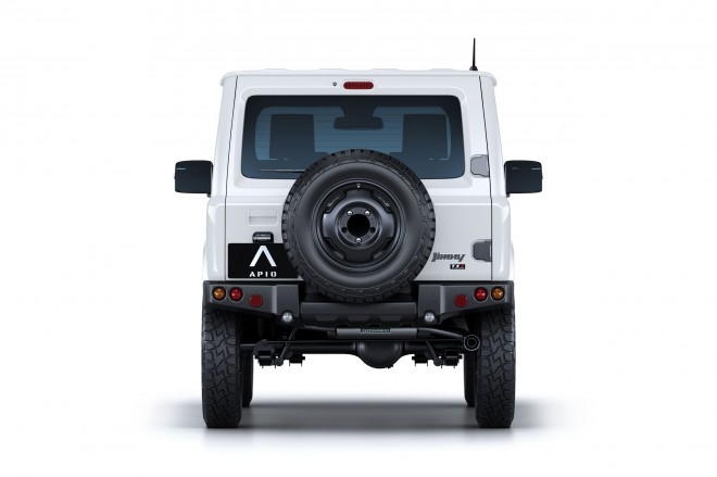 APIO×新型ジムニー 新型ジムニーTSコンプリートカー