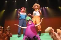 WAHAHA本舗全体公演より(2003年)