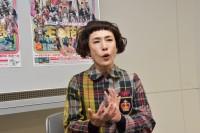 久本雅美インタビューカット